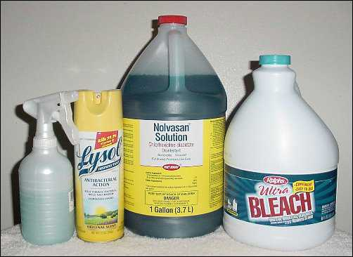 Are Natural Or Commercial Disinfectants More Effective
